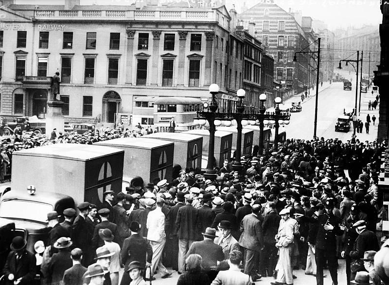 80 años de exilio español: Las rutas del exilio en Londres - escuchar ahora