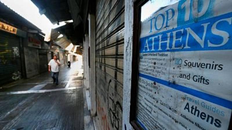 Reportajes 5 Continentes - Grecia, la crisis económica que no acaba - Escuchar ahora
