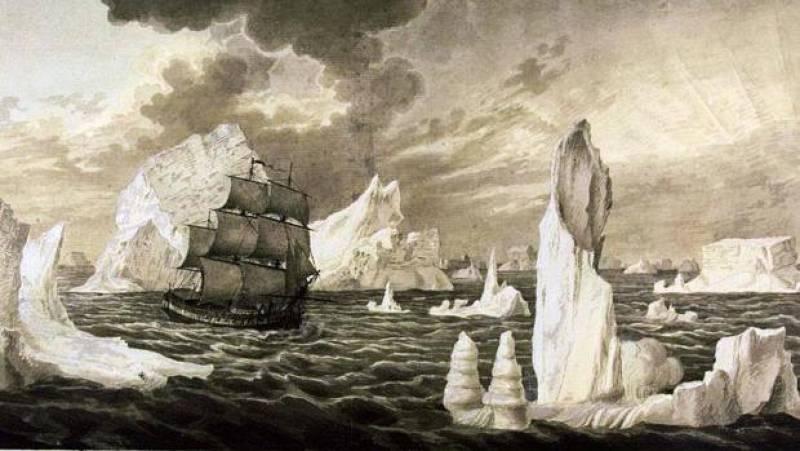Españoles en la mar - Exposición en memoria del navío San Telmo  - Escuchar ahora