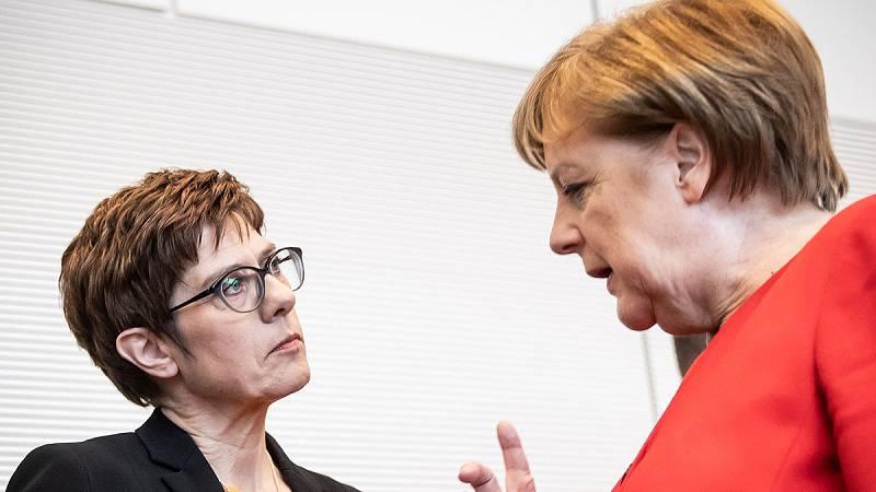 Alemania, la locomotora gripada de la Unión Europea - Escuchar ahora