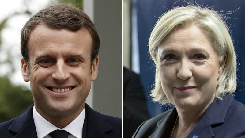 Las mañanas de RNE con Íñigo Alfonso - Francia: nuevo duelo Macron - Le Pen - Escuchar ahora