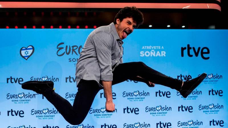 Eurovisión, un espectáculo mediático y muy digital