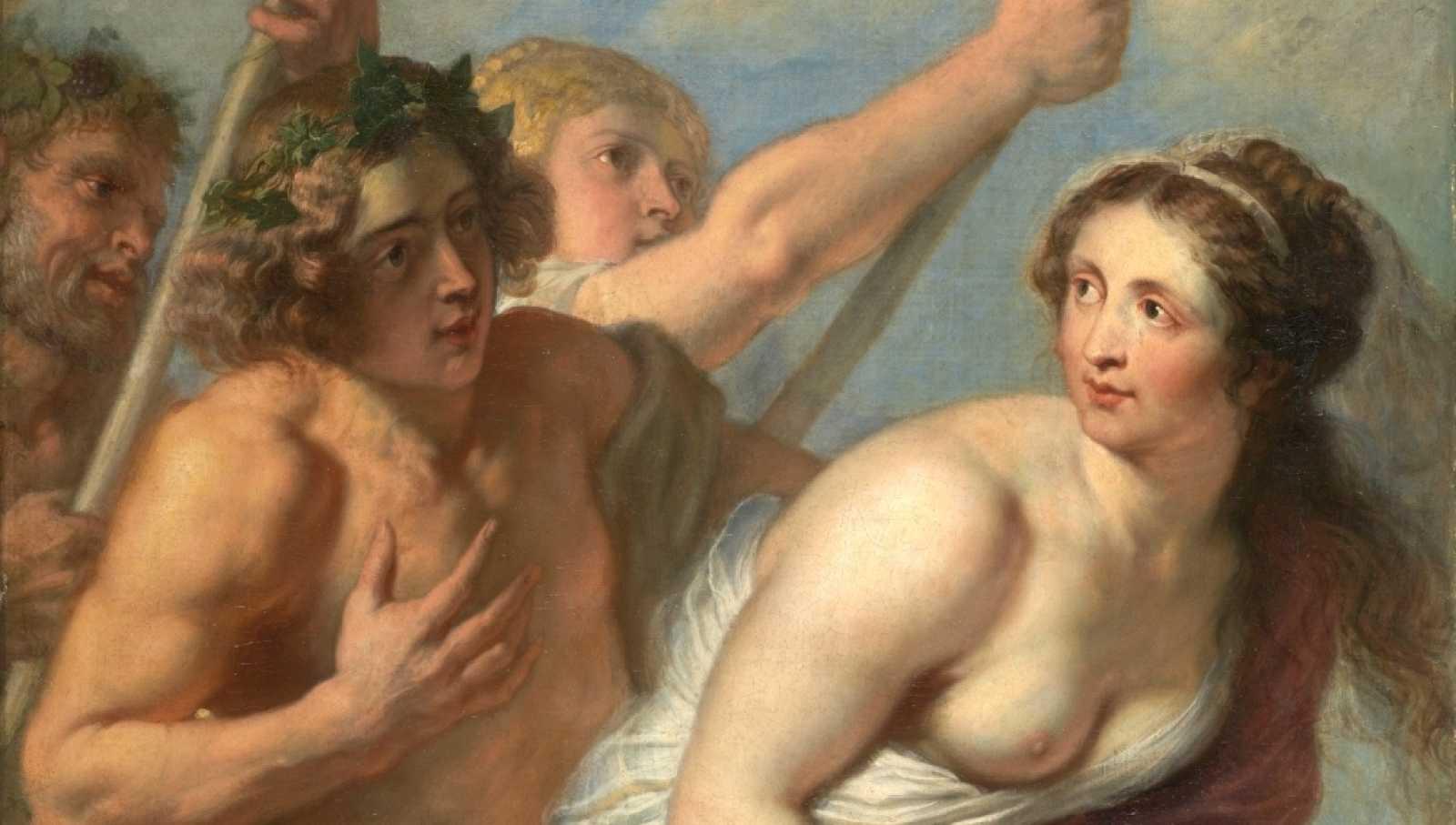 Píntame un mito - Baco y Ariadna - Escuchar ahora
