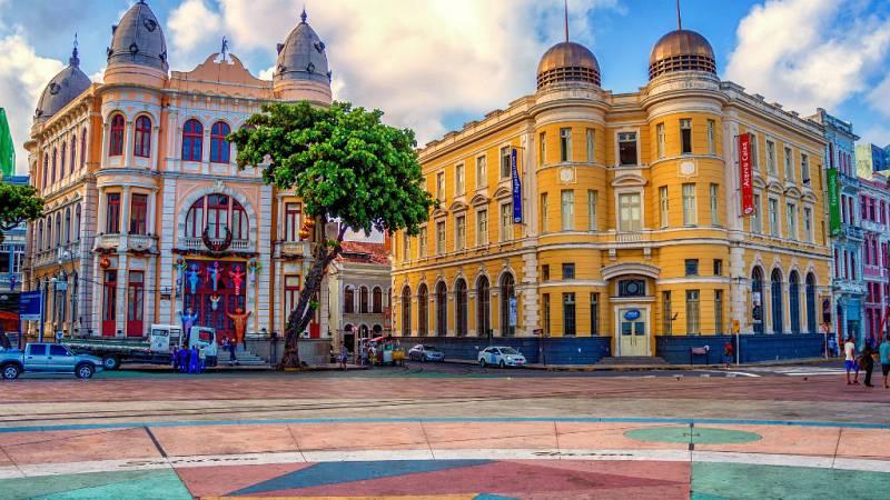 Nómadas - Recife, una joya de barroco y coral - 19/05/19 - Escuchar ahora
