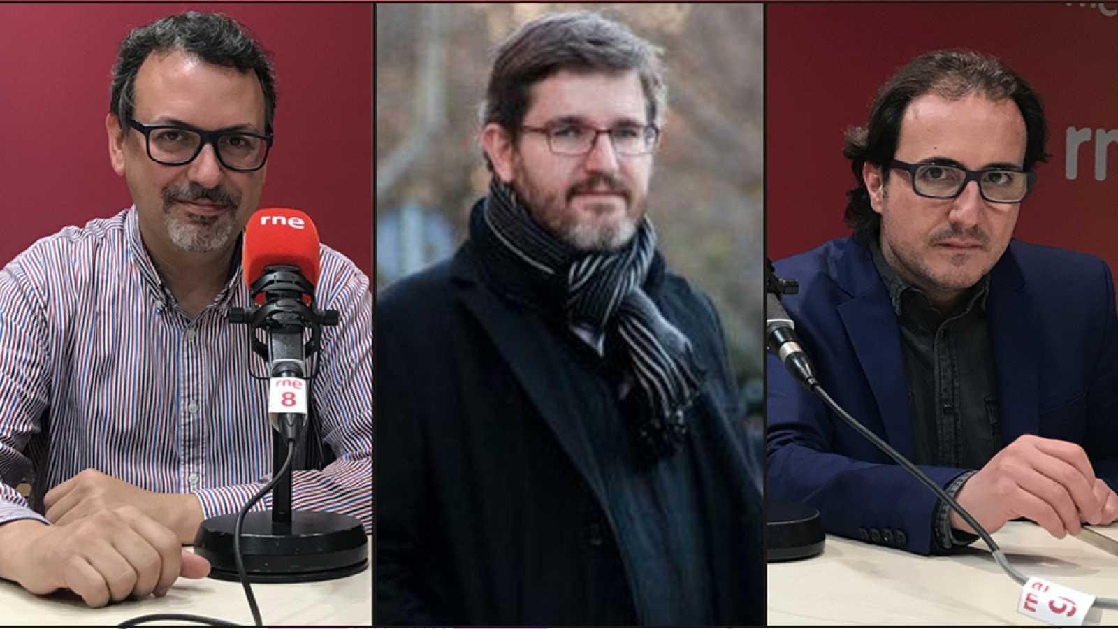 """Club 21 - """"AUSAPE celebra 25 años en España creciendo con las empresas"""" (José Ignacio Santillana)"""
