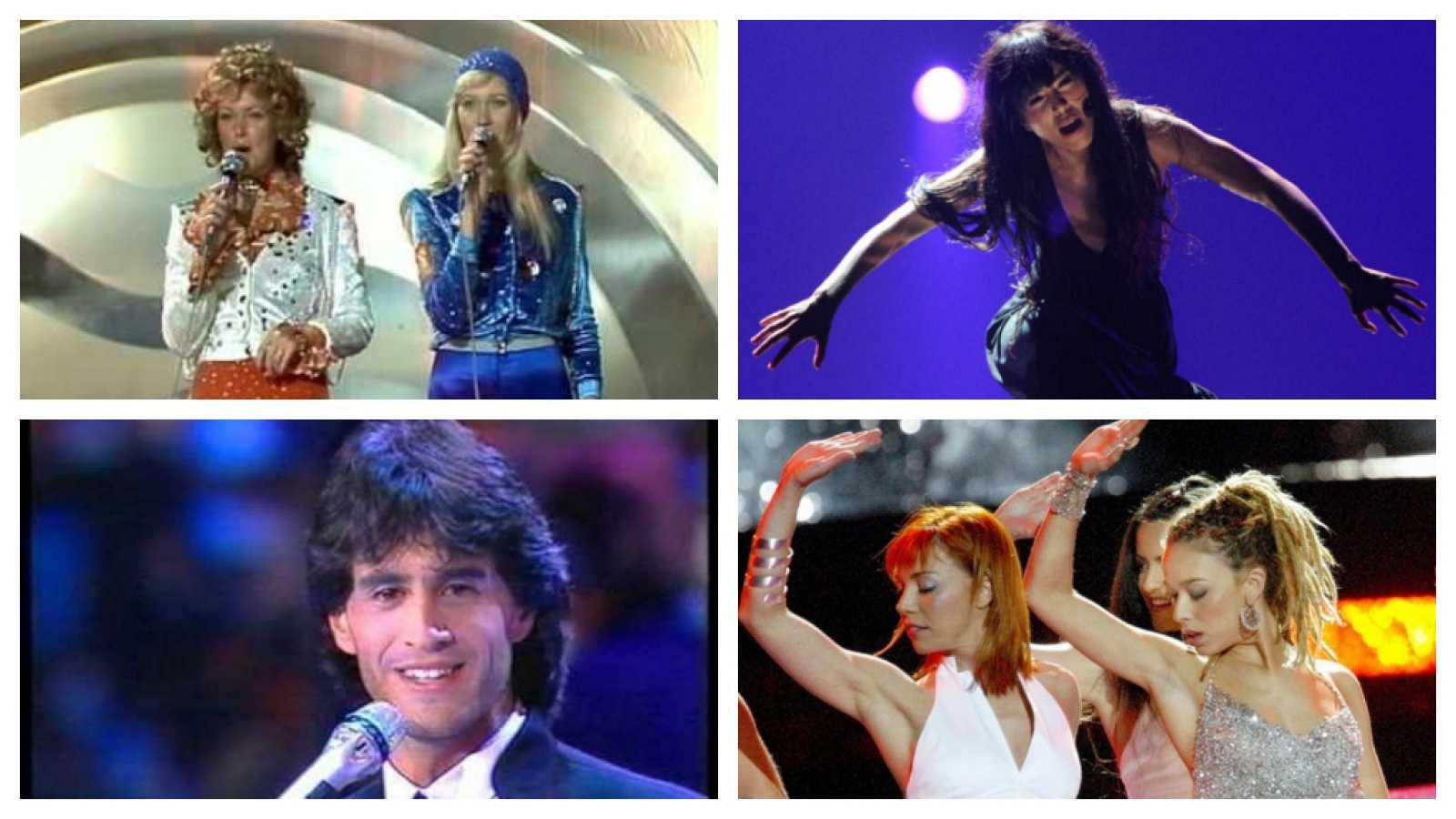 Esto me suena - Y la mejor canción de Eurovisión es... - Escuchar ahora