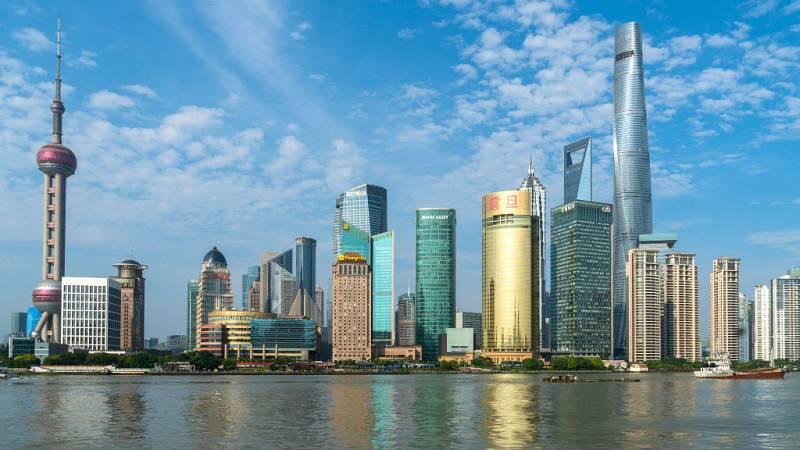 Nómadas - Shanghái, un río con dos caras - 26/05/19 - Escuchar ahora