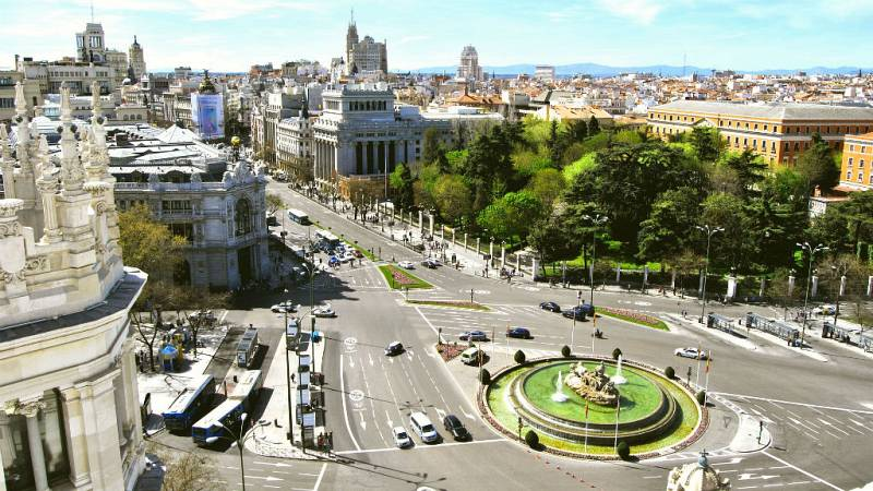 Nómadas - Pongamos que ando por Madrid - 08/06/19 - Escuchar ahora