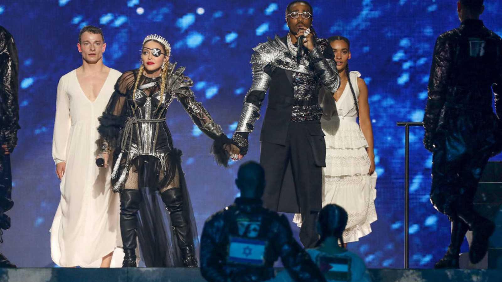 Universo - Eurovisión - La hora Madonna en Tel Aviv - 18/04/19 - Escuchar ahora