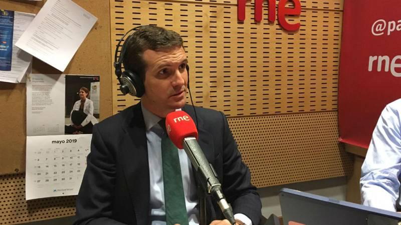"""Las mañanas de RNE con Iñigo Alfonso: """"El adversario no es Albert Rivera. La dispersión ha sido letal"""" - escuchar ahora"""