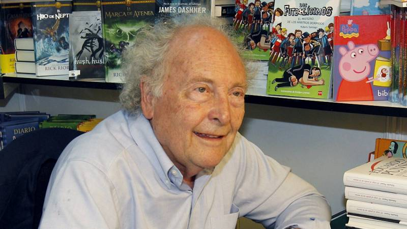 Boletines RNE - Muere Eduard Punset a los 82 años - Escuchar ahora