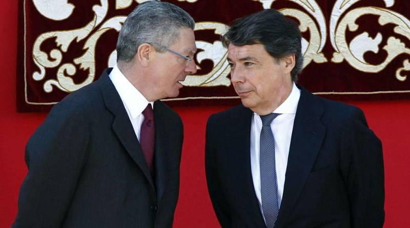 Boletines RNE - Ruiz Gallardón e Ignacio González, exculpados del 'caso Lezo' - Escuchar ahora