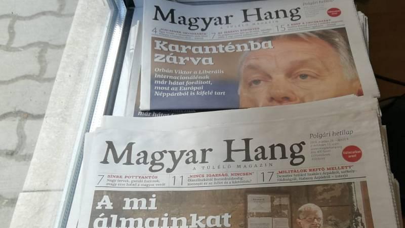 El control de los medios, parte esencial del modelo Orbán - Escuchar ahora