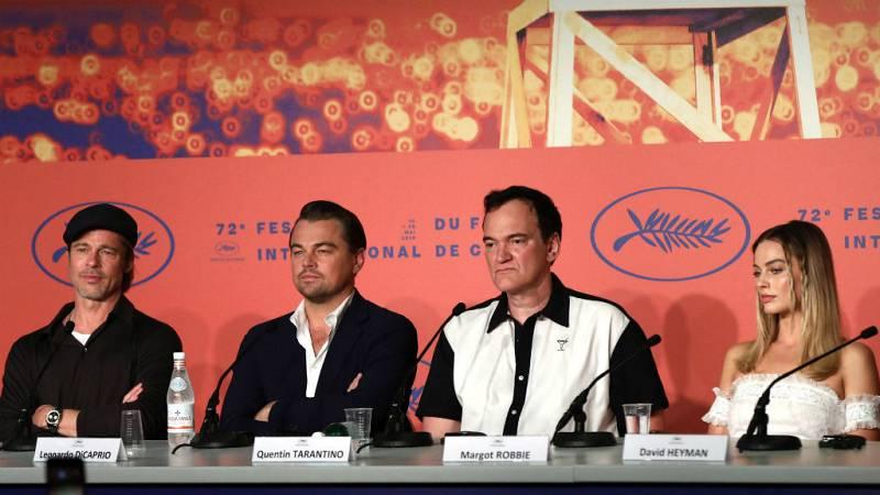 """14 horas - """"Érase una vez en Hollywood"""", la más esperada en Cannes - Escuchar ahora"""