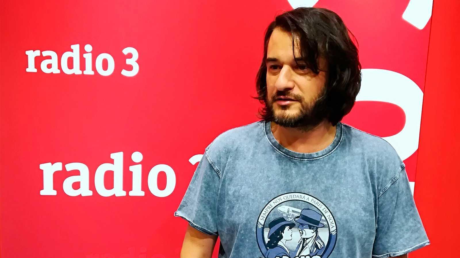 Efecto Doppler - 'Malaherba' con Manuel Jabois - 22/05/19 - escuchar ahora