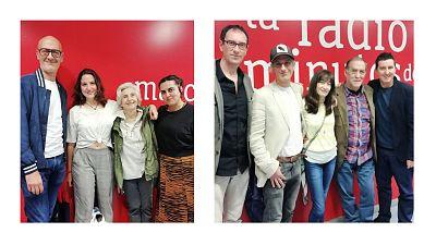 Las cuñas de RNE - 'Mi película italiana', 'Shock. El cóndor y el puma' y Premios Max - 23/05/19 - Escuchar ahora