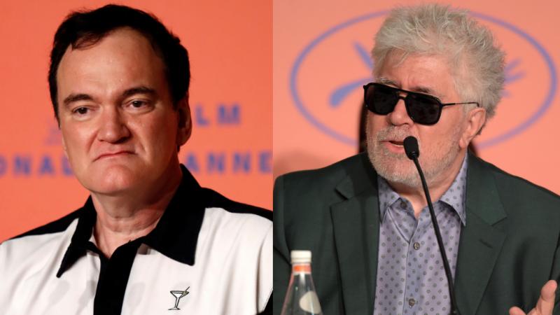 14 horas - Tarantino y Almodóvar, favoritos para llevarse la Palma de Oro - Escuchar ahora