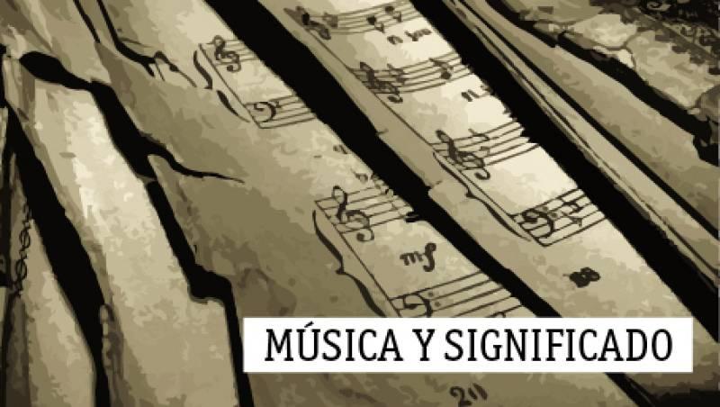 Música y Significado - BEETHOVEN (VIII) - 24/05/19 - escuchar ahora