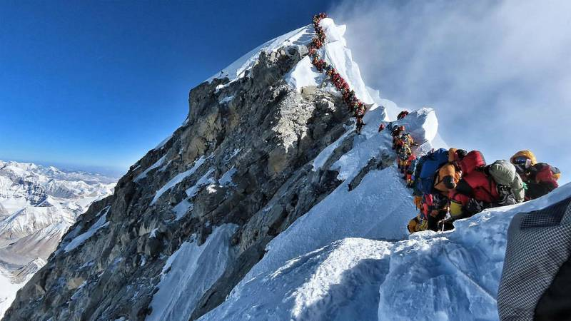 Diez montañistas muertos en el Everest esta temporada - Escuchar ahora
