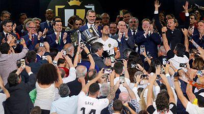 Tablero deportivo - Resumen final Copa del Rey - Escuchar ahora