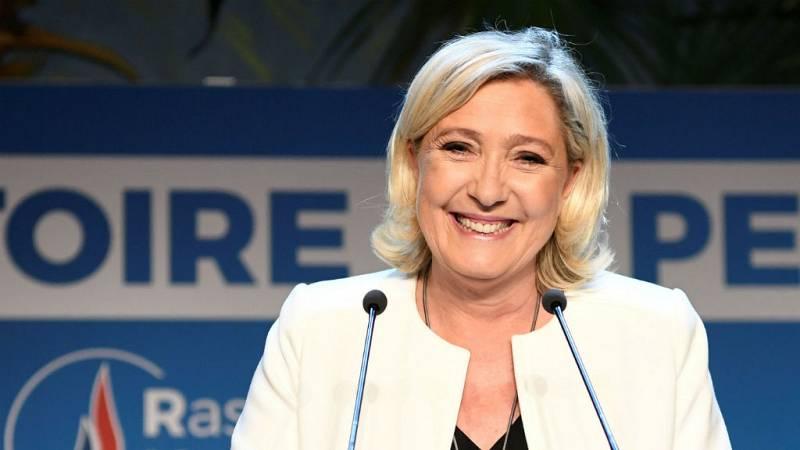 Las mañanas de RNE con Íñigo Alfonso - Marine Le Pen supera a Macron en las elecciones europeas - Escuchar ahora