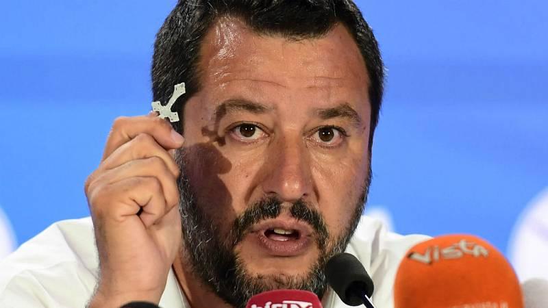 Las mañanas de RNE - La ultraderecha de Salvini vence en Italia - escuchar ahora