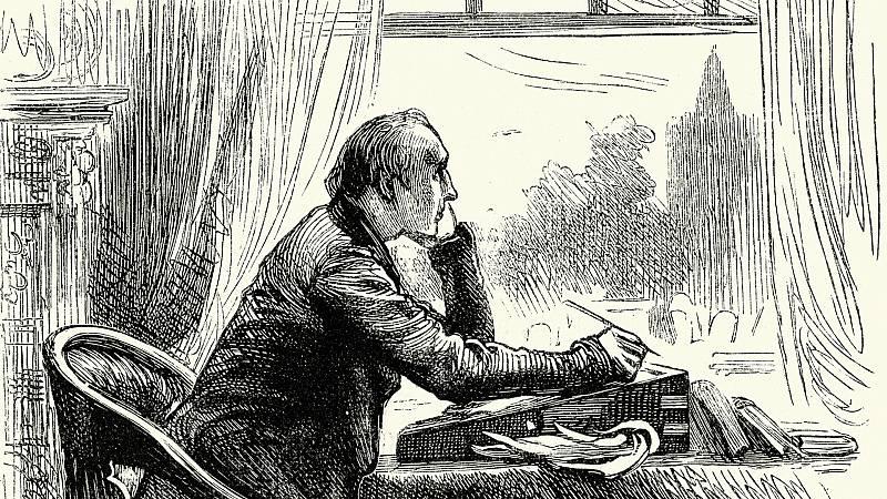Jardín de quimeras - 'La declaración de George Silverman', de Charles Dickens - 25/05/19 - Escuchar ahora