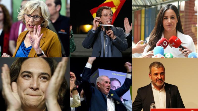 14 horas - El puzzle poselectoral en Madrid y Barcelona - Escuchar ahora