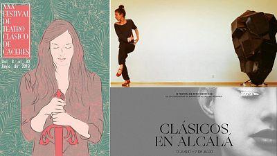 La sala - Clásicos entre Alcalá y Cáceres y 'Las alegrías' de Paula Quintana en Tenerife - 02/06/19 - escuchar ahora
