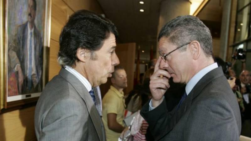 Archivado el caso Lezo que investigaba a Gallardón y González  - escuchar ahora