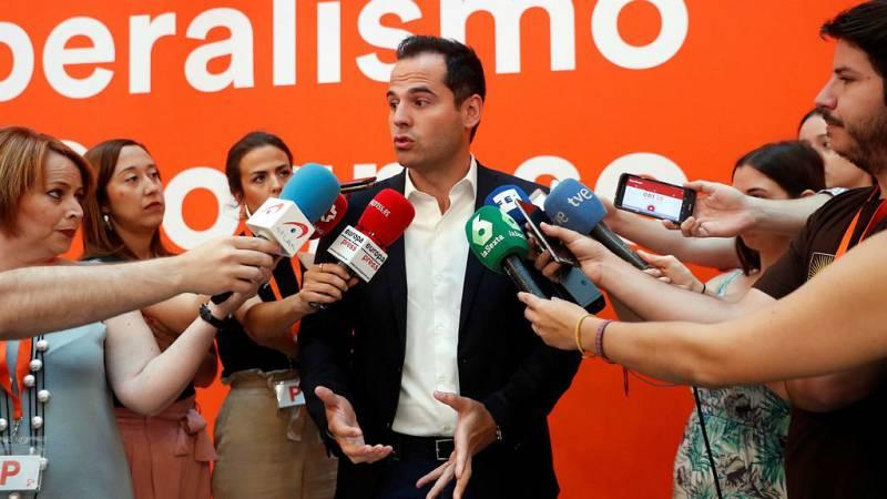 Aguado confía en gobernar con PP y sin Vox y evitar la reelección de Carmena - Escuchar ahora