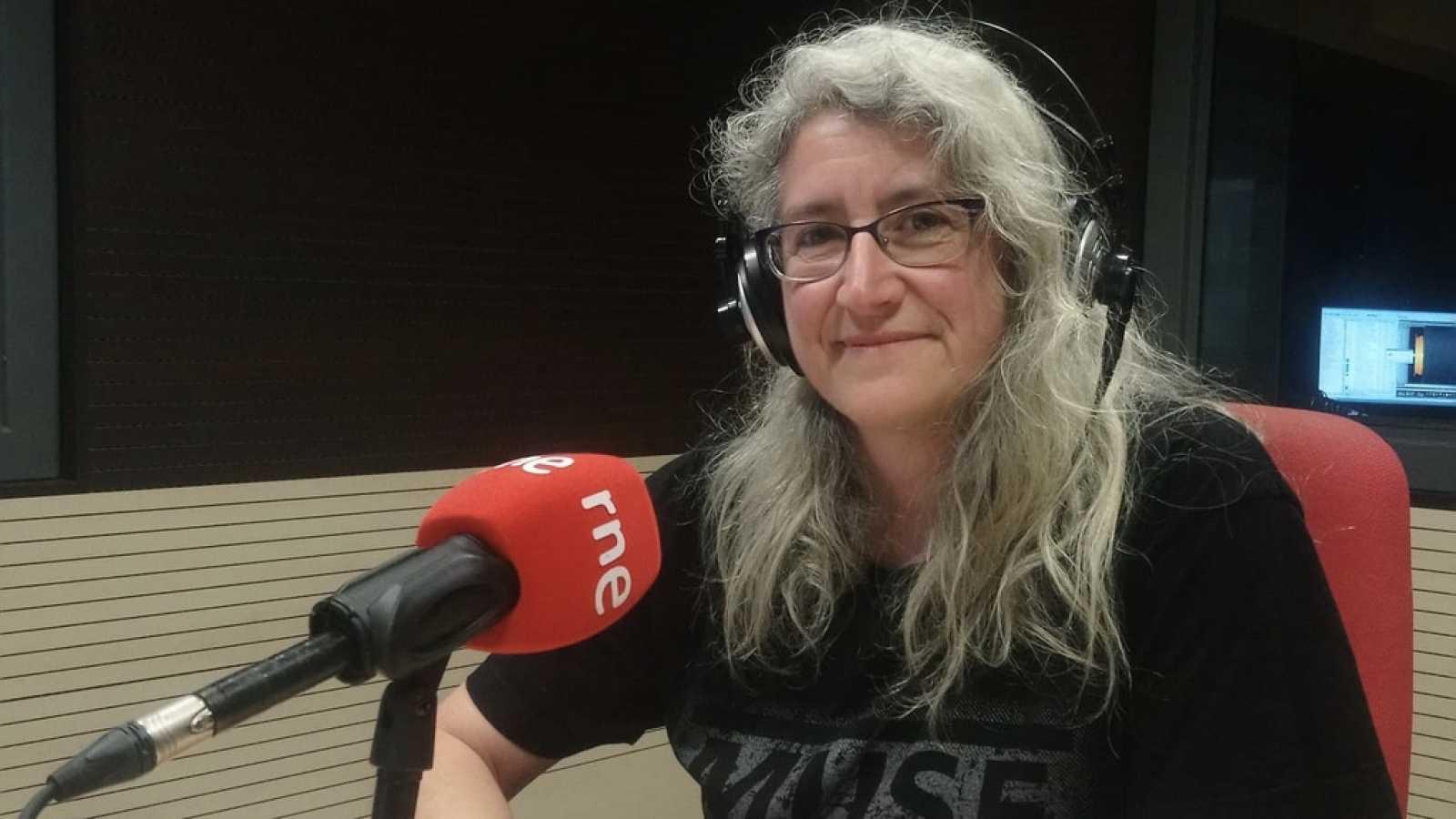 Mari Luz Montesinos y el aprendizaje - Escuchar ahora