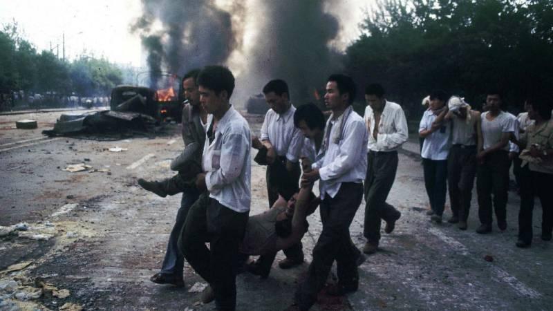 Las mañanas de RNE con Íñigo Alfonso - 30 años de la matanza de la plaza de Tiananmen - Escuchar ahora