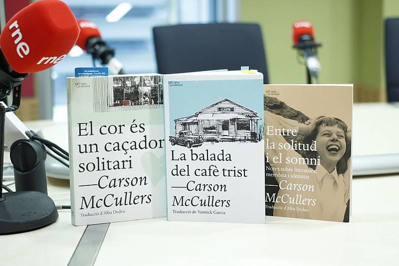 De boca a orella - 'I Ara Què' de Carson McCullers