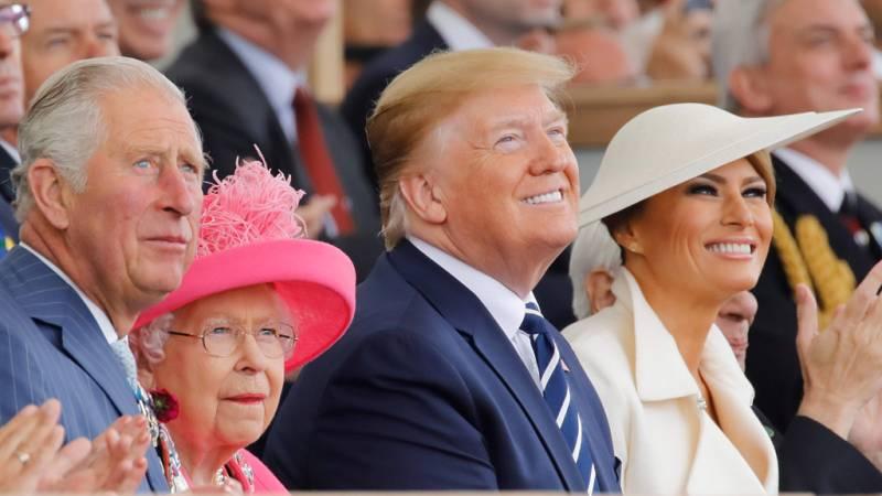 Europa abierta - Balance de la visita de Trump al Reino Unido - 05/06/19 - escuchar ahora