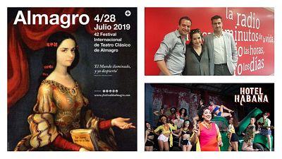 La sala - El Festival de Mérida a la vista, las 'Marías Guerreras' y 'Los inocentes' - 09/06/19 - escuchar ahora