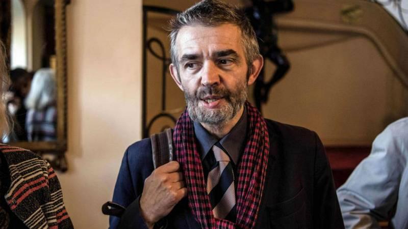 """24 horas - Philippe Lançon: """"No siento odio, solo quiero entender"""" - escuchar ahora"""