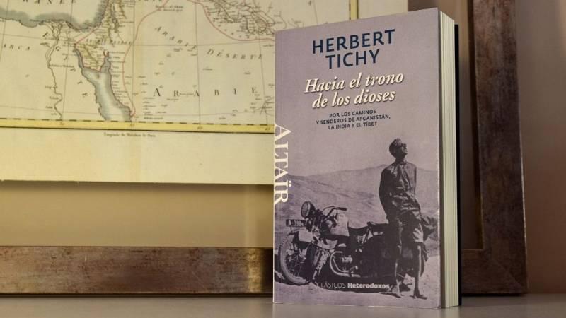 Herbert Tichy | Hacia el trono de los dioses - Escuchar ahora
