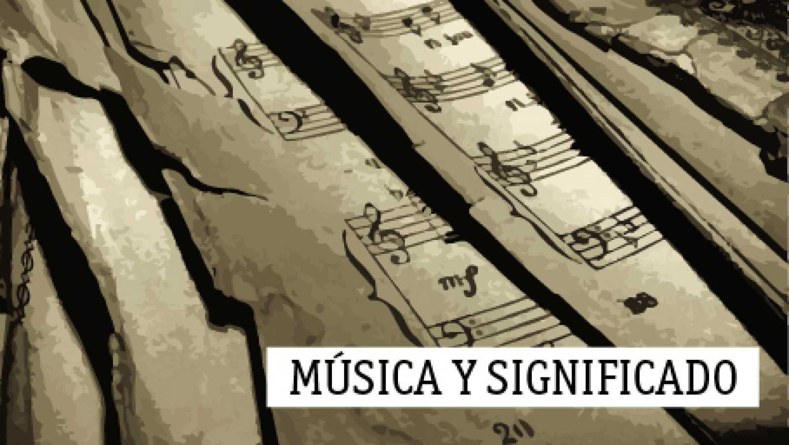 Música y significado - BEETHOVEN: La Novena (I) - 07/06/19 - escuchar ahora
