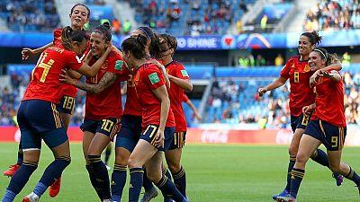 Tablero deportivo - Los goles del España 3 Sudáfrica 1 - Escuchar ahora