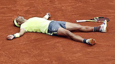 Radio 5 actualidad - Rafa Nadal duodécimo título en Roland Garros - Escuchar ahora