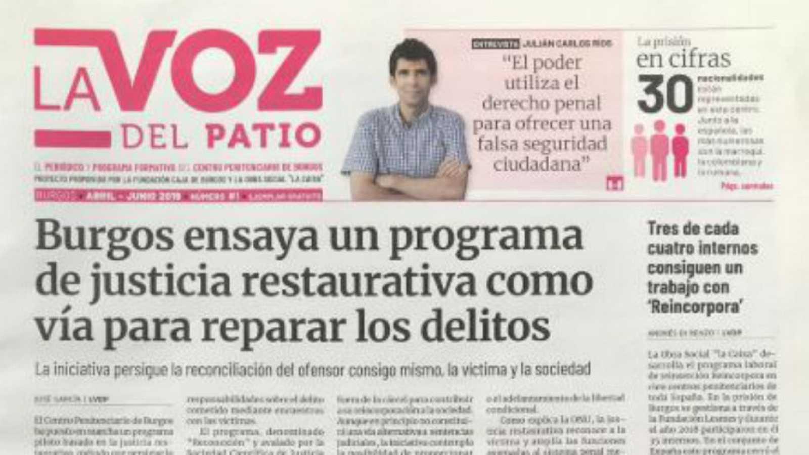 Las mañanas de RNE con Íñigo Alfonso - La voz del patio: un periódico entre rejas - Escuchar ahora