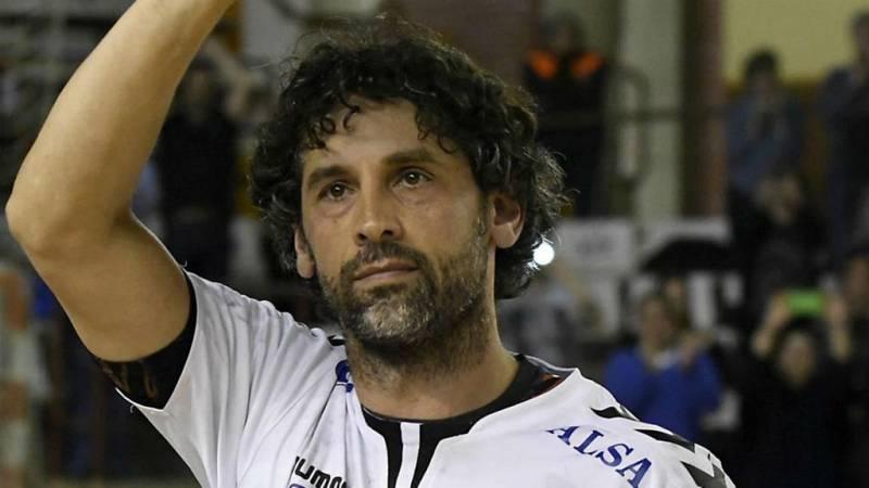 Juanín García, el artista del balonmano español - Escuchar ahora