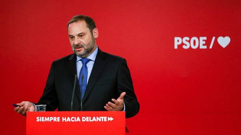 "14 horas - Ábalos llama a la responsabilidad e Iglesias pide ""carteras sociales"" - Escuchar ahora"