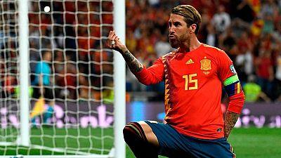 Tablero deportivo - Los goles del España 3 Suecia 0 - Escuchar ahora