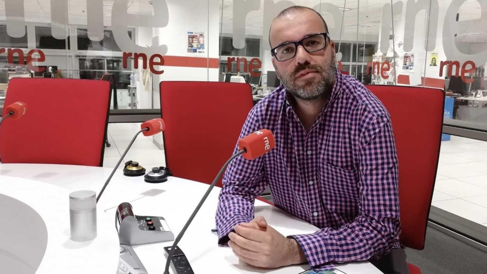 Borja Terán y la 'tele' - Escuchar ahora