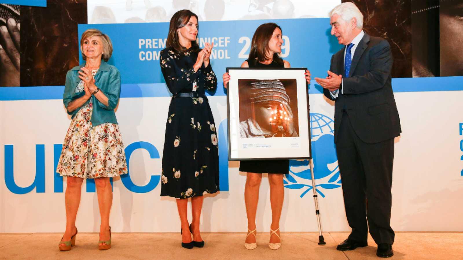 14 horas - Cinco continentes de Radio 5 recibe el Premio Unicef 2019- Escuchar ahora
