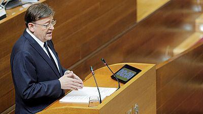 14 horas - La izquierda valenciana llega a un acuerdo y reeditará el Pacto del Botànic - escuchar ahora