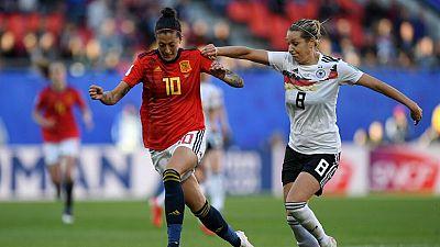 Tablero deportivo - Los goles del Alemania 1 España 0 - Escuchar ahora