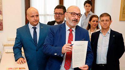24 horas - Vox retira el veto a los presupuestos de Andalucía del PP y Cs - escuchar ahora